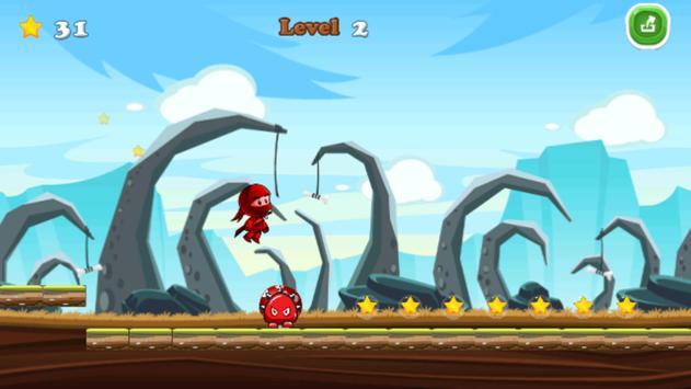 The Red Ninja Fight screenshot 6