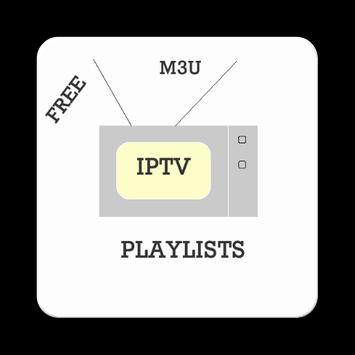 Schermata apk Free IPTV Lists (m3u)
