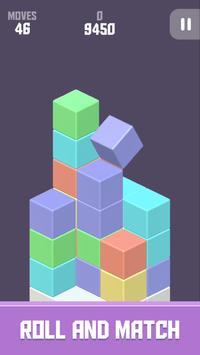 Cube Roll Challenge apk screenshot