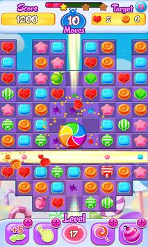 Candy Puzzle Legend 2016 poster