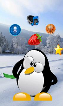 Talking Penguin Deluxe apk screenshot