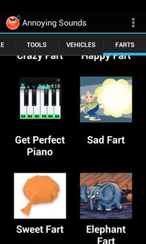 Annoying Sounds apk screenshot