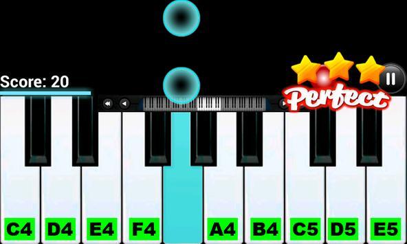 5 Schermata Insegnante di pianoforte reale