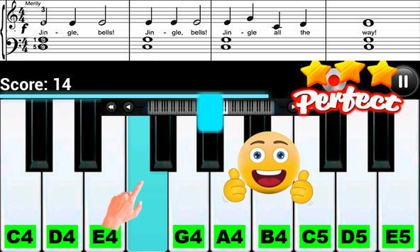 7 Schermata Insegnante di pianoforte reale