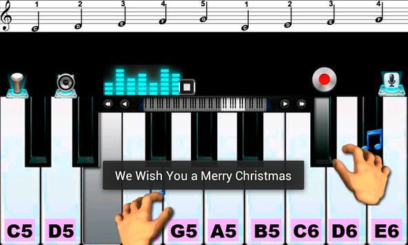 11 Schermata Insegnante di pianoforte reale