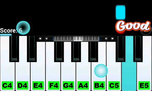12 Schermata Insegnante di pianoforte reale