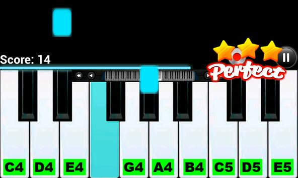 21 Schermata Insegnante di pianoforte reale