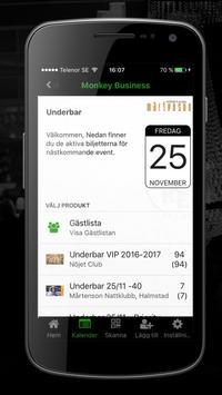 VIP Monkey Business screenshot 4