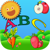 ABC Learn Fruits & Vegetables icon