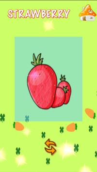 ABC Learn Fruits & Vegetables screenshot 14