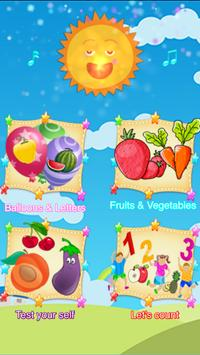 ABC Learn Fruits & Vegetables screenshot 10
