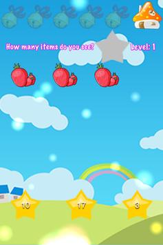 ABC Learn Fruits & Vegetables screenshot 3