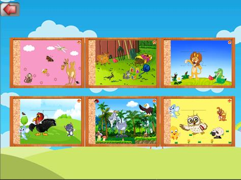 ABC French Letters And Animals apk screenshot