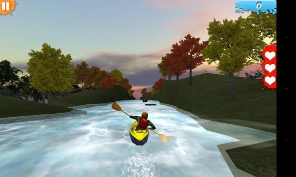 Kayaking Xtreme 3D apk screenshot
