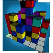 3D Cube Destroy icon