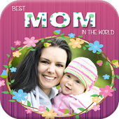 Mothers Day Photo Effect icon