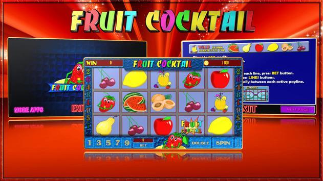 fruit cocktail на андроид
