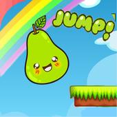 Happy Apple Jump new icon