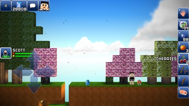 The Blockheads apk screenshot