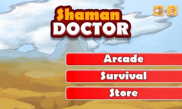 Shaman Doctor poster