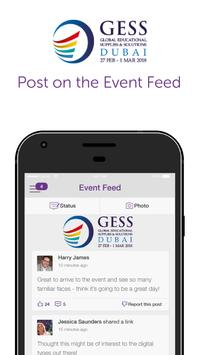 GESS Dubai 2018 - Official Event App screenshot 1