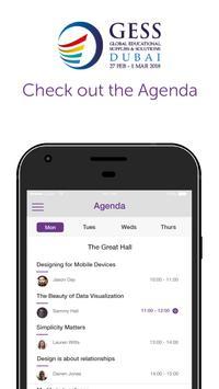 GESS Dubai 2018 - Official Event App screenshot 2
