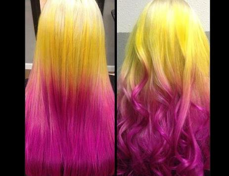 Hair Color Ideas screenshot 2