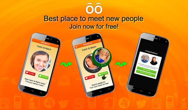 NookBone - Meet New People apk screenshot