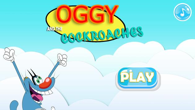 Oggy Jump and the Cockroaches poster
