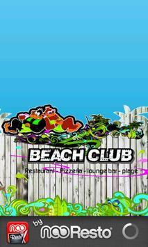 Le Beach Club poster