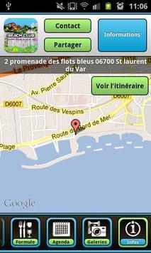 Le Beach Club apk screenshot