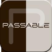 Plage de Passable icon