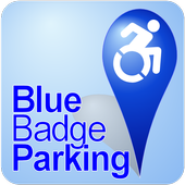 Blue Badge Parking icon