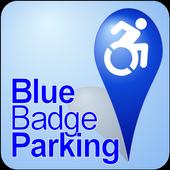 Blue Badge Parking icon