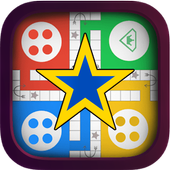 Ludo (Board) Game : Star 2017 King icon