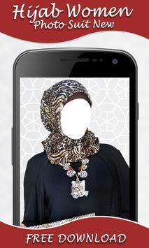 Hijab Women Photo Suit New apk screenshot