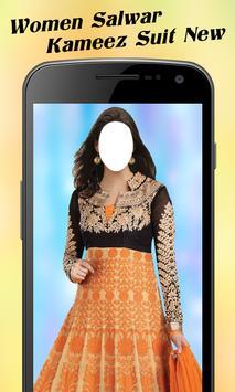 Women Salwar Kameez Suit New apk screenshot