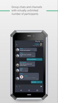 MilChat screenshot 4