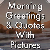 Morning Greetings and Quotes icon