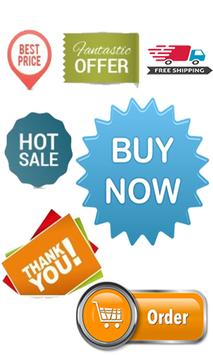 Stickers For Seller screenshot 1