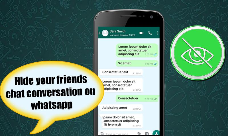Unseen no last seen & hidden chat for WhatsApp for Android