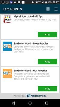 NoLimit Gift Cards - Free Gift Cards apk screenshot