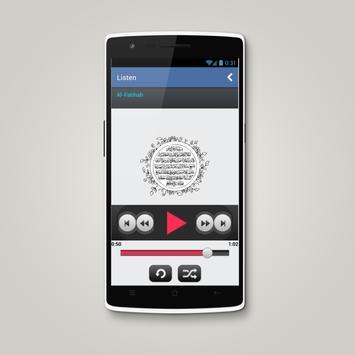 MP3 Quran-Online apk screenshot