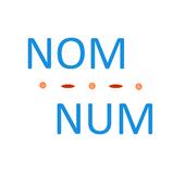 Nom-Num Husky eats sausages icon