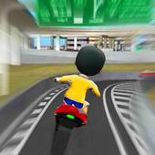 Moto Nobita Race 2017 icon