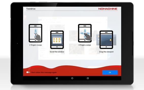 NoMachine screenshot 6