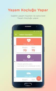 Veplus Sağlıklı Yaşam Koçunuz screenshot 4