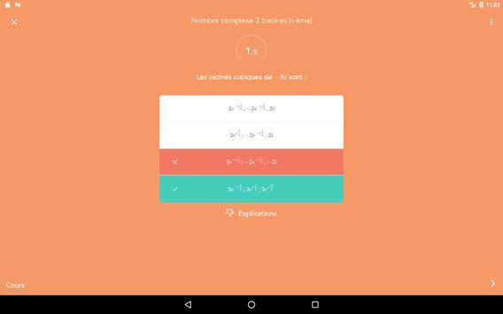 Prépa Maths Sup/Spé - MPSI, PCSI, MP, PC, PSI, PT screenshot 9