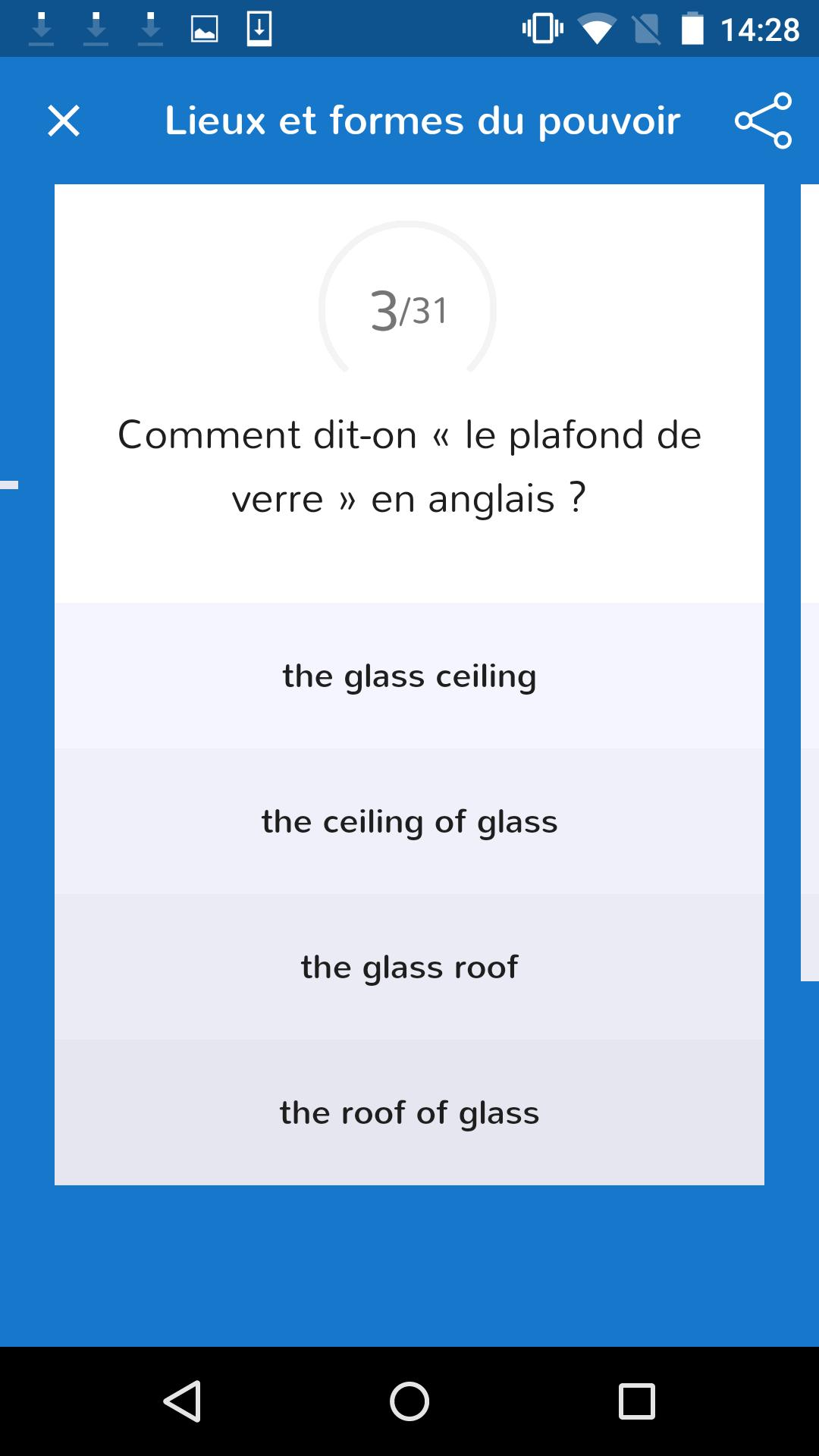 Anglais Au Bac For Android Apk Download