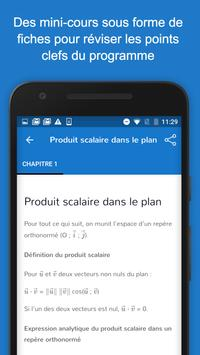 Bac STI2D 2018 : Révision, Cours, Quiz, Annales apk screenshot